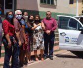 Prefeitura de Moju entrega carro para o Conselho Tutelar