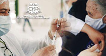 A Prefeitura, através da Secretaria de Saúde, deu início, nesta quinta-feira (11), a segunda etapa do Plano de Vacinação contra o novo Coronavírus.