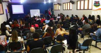 Prefeitura de Moju realiza capacitação para professores da Rede municipal