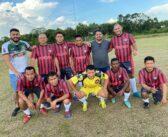 """Neste final de semana foi realizado a primeira rodada do campeonato de futebol """"Taça Cidade de Moju"""" nas categorias, adulto feminino, sub-20 e sub-40 masculino."""