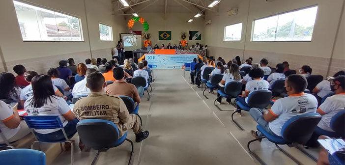 A prefeitura de Moju, e o conselho municipal de Assistência Social estão realizam, a XIII Conferência Municipal de Assistência Social.